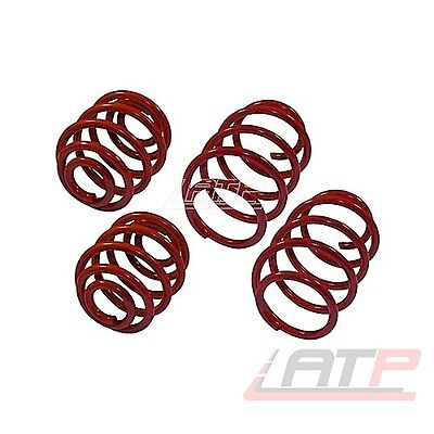 Lowering Springs Upgrade Suspension Front + Rear Bmw 5 Series E34 518-540