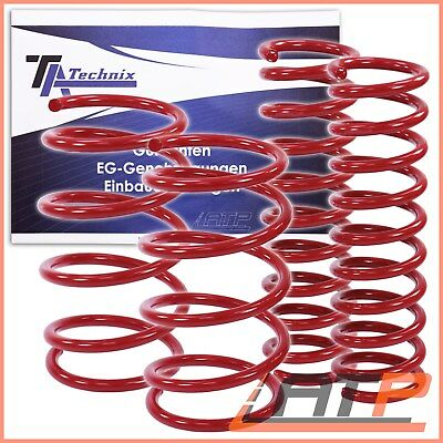 Lowering Springs Kit Set 60Mm Front 40Mm Rear Bmw 5 Series E34 518-540