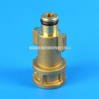 Pressure Washer Snow Foam Lance Fitting 1/4 Adapter For Bosch (Not AQT)
