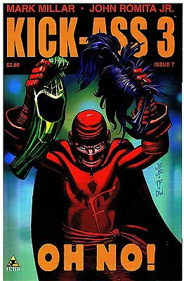 Kick-Ass 3 No.7 / 2014 Mark Millar & John Romita Jr.