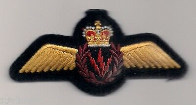 CANADIAN AIRBORNE ELECTRONIC SENSOR OPERATOR WINGS patch CANADA