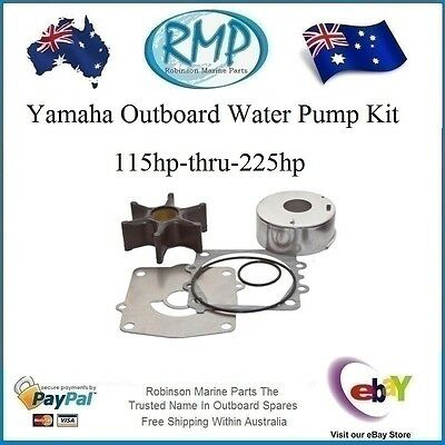 A Brand New Yamaha Outboard Water Pump Kit 115hp-thru-225hp # R 6G5-W0078-01