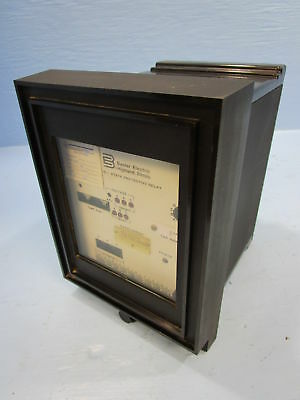 Basler Electric BE1-51/27C Overcurrent Relay P1E Z1R A0N0F BE151/27C BEI-51 3 PH