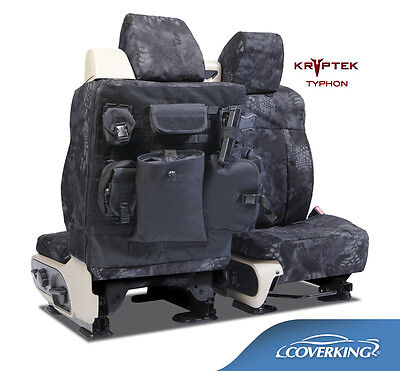 NEW Kryptek Typhon Camo Camouflage Seat Covers w/Molle System / 5102061-29