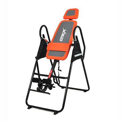 New 2015 Folding  Excerise Fitness Back Relief Therapy Inversion Table