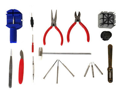 18 Pc Watchmaker Tools Watch Tools 18 Tlg