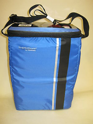New Thermos Thermocafe Insulated Cooler Cool Bag 12 Can 9 Litre Blue 147729