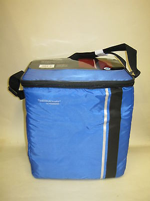 New Thermos Thermocafe Insulated Cooler Cool Bag 24 Can 17 Litre Blue 147734
