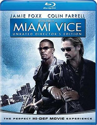 Miami Vice - Blu-Ray - Jamie Foxx & Colin Farrell - Directed by Michael Mann