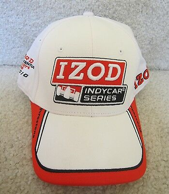 Izod Honda Racing Indy 500 Hat-Cap 3Rd Place Kentucky Indiana 300 Dan Wheldon
