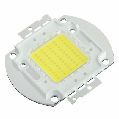 Bright 50W Cool White High Power 4000-5000LM LED SMD Chip DC 32-34V Bulb Bead