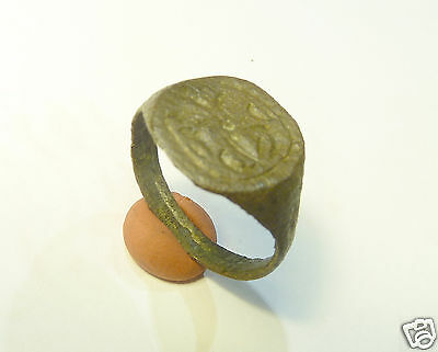 Ancient  bronze ring. (g207)