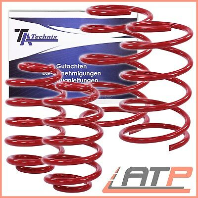 Lowering Springs Kit Set 60Mm Front 40Mm Rear Bmw 3 Series E36 320-328