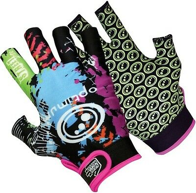 Optimum Stik Mits Rugby Gloves Rugby Street Design [Mini-XL] Juniors & Adults
