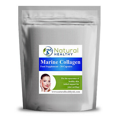Marine Collagen - anti ageing - Healthy Skin - Joint Cartilage - Natural healthy