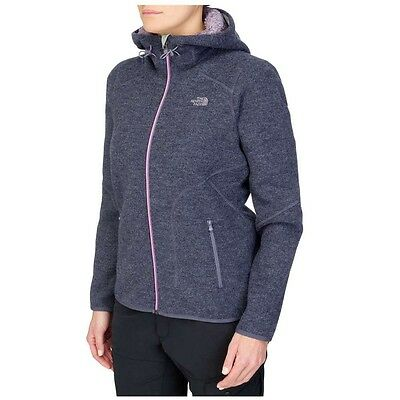 The north face damen fleecejacke 100 glacier full zip