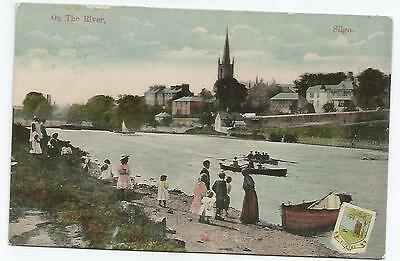 irish postcard ireland sligo