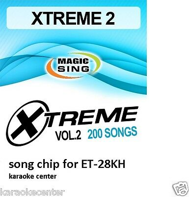 Tagalog 12 NEWest OPM POP Chip Magic Sing karaoke Microphone MIC  for ET28KH
