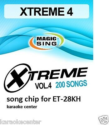 Tagalog 14 Latest OPM POP Chip for Magic Sing karaoke Microphone MIC  ET28KH