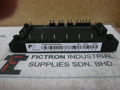 NEW MODULE 7MBR75SD-060 7MBR75SD060 FUJI LOCATION M
