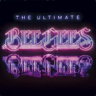 Bee Gees ( New Sealed 2 Cd Set ) The Ultimate 40 Greatest Hits / Very Best Of