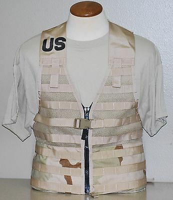 Fighting Load Carrier Vest - Desert - New