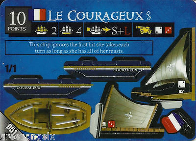 Pirates Of The Revolution - 051 Le Courageux