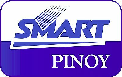 SMART PINOY SIM Card OFW Dual Cut Standard / Micro Philippines Roaming Activated