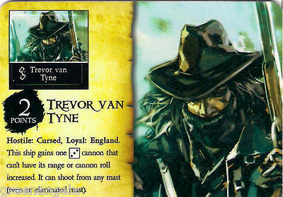 Pirates Rise Of The Fiends - 058 Trevor Van Tyne