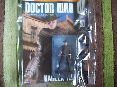 BBC Doctor Who Figurine Collection Issue 31 KAHLER-TEK