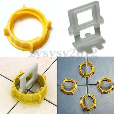 Tile Leveling System Professional Clip & Wedger For Perfectly Level Floor & Wall