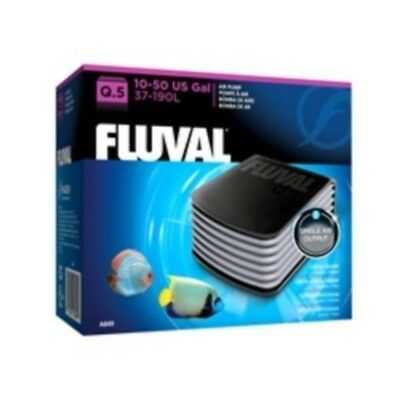 Fluval Air pump Q.5 Q1 Q2 adds oxygen to fish tank aquarium