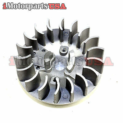 Flywheel For 2 Stroke 47Cc 49Cc Cag Cagllari Mta1 Mta2 X1 X2 Mx3 Pocket Bike