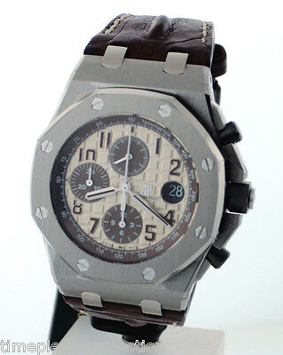 Audemars Piguet Safari Royal Oak Offshore 42mm Chronograph 26470st