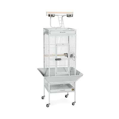 Prevue Hendryx Wrought Iron Select Cage Pewter - 3151W