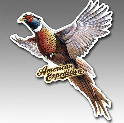 Wildlife Auto/Car/Truck MAGNET--PHEASANT--by American Expedition-Made in USA
