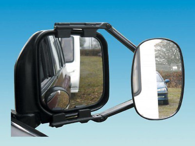 "Caravan Vision Towing Mirror  ideal for 4x4's - ""E"" Approved - SM0060"