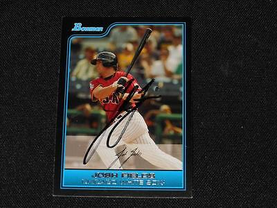 White Sox Josh Fields Signed 2006 Bowman Autograph Card #FG14  TOUGH  113