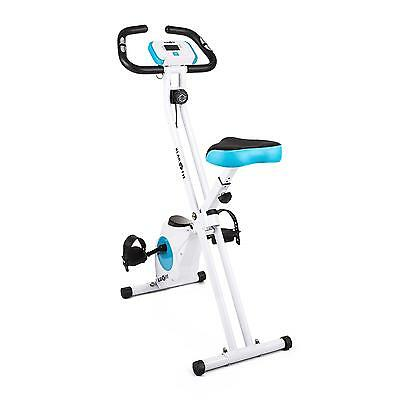 Heimtrainer Sitz Ergo Fitness Bike Fahrrad Trimmrad Workout Trainingscomputer
