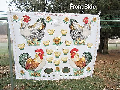Great Hen  Chicken - Rooster - Material - Never Used