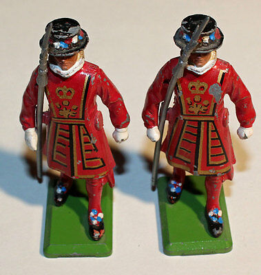 Britains Limited Yeoman Warders Tower London Queen Beefeater England Uniform