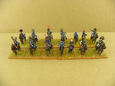 15mm Napoleonic painted French General Fre033