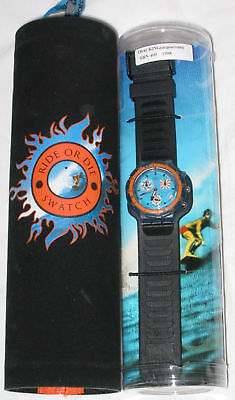 Special Swatch 1998 Tracking SBN400PACK