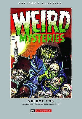 Pre- Code Classics Weird Mysteries Volume Two (NM) `14