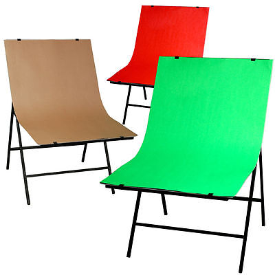 Lusana Portable photography Foldable Shooting Table Multi Color Background Set