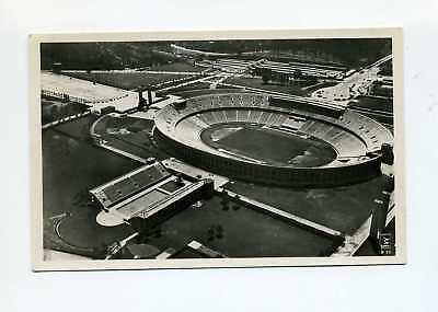 1936 3rd Reich Germany Official postcard Olympic Summer Games #13