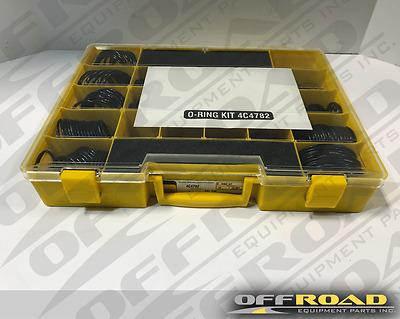 4C4782, 4C-4782 New Aftermarket Nitrile O-Ring Kit for Caterpillar® Applications