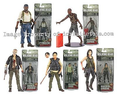 The Walking Dead TV Series 5 Set of 5 Action Figure McFarlane Toys