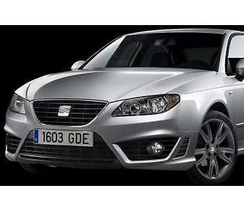 Seat Exeo Spoiler - Front - With headlamp Washers E3R0071060A