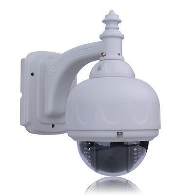 1080P 2.0MP PTZ Outdoor CCTV Security Network IP Camera Night Vision Zoom 3-10mm